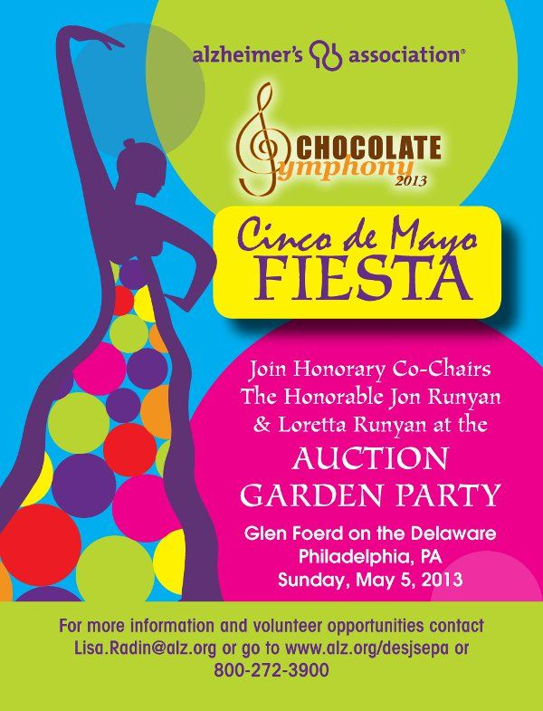 Details on 2013 Chocolate Symphony - Auction Garden Party