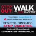 Details on Step Out:Walk to Stop Diabetes, Presented by Independence Blue Cross