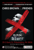 Details on chris brown afterparty