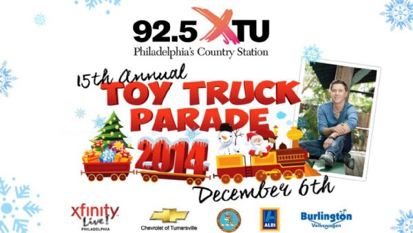 Details On 925 XTU Toy Truck Parade