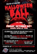 Details on Peter Sterling Halloween Ball 2015