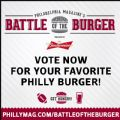 Details on Philadelphia magazine's Battle of the Burger