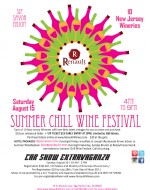 Details on Summer Chill Wine Festival