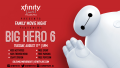 Details on Family Movie Night: Big Hero 6