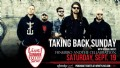 Details on Live Summer Concert Series: Taking Back Sunday