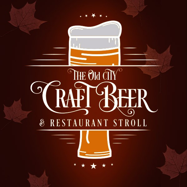 The Old City Craft Beer & Restaurant Stroll