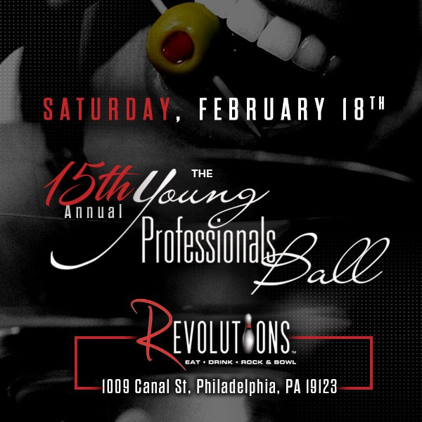The Young Professionals Ball - Philadelphia's Premier Party