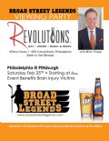 Details on Broad Street Legends Viewing Party at Revolutions Penn Treaty