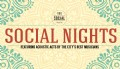 Details on Social Nights feat. Wallace Brothers