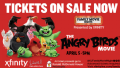 Details on Family Movie Night featuring The Angry Birds Movie