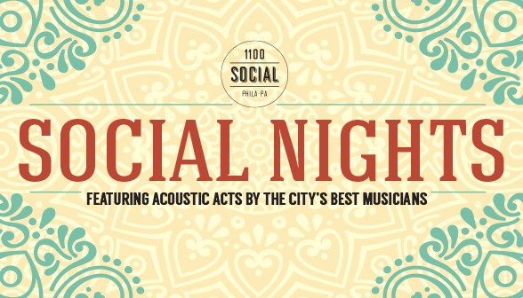 Details on Social Nights feat. Michael Barclay
