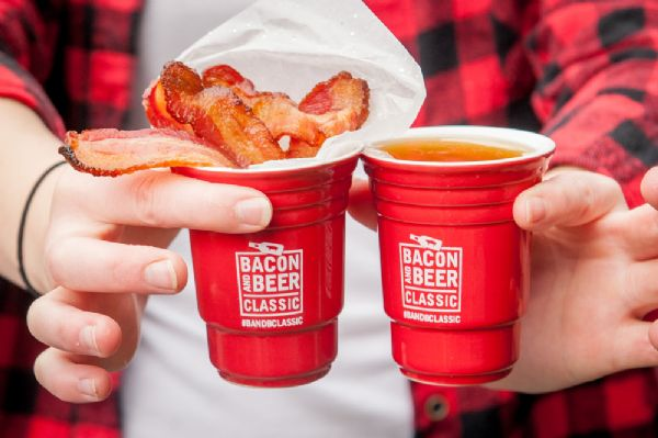 Bacon and Beer Classic at The Piazza at Schmidt's Commons