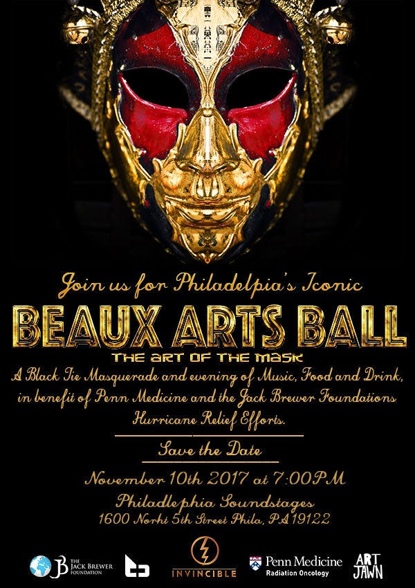 Beaux Arts Ball - Friday & Saturday Night Events