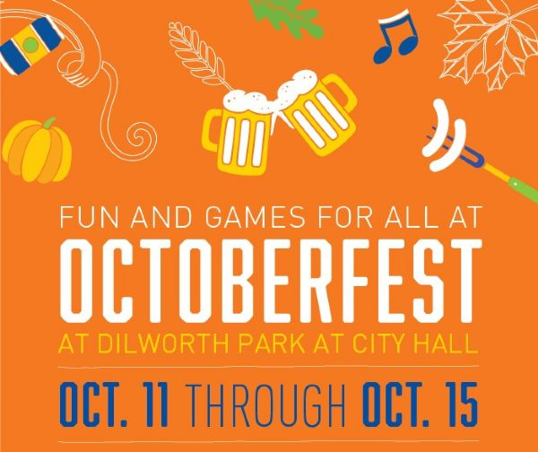 Octoberfest at Dilworth Park