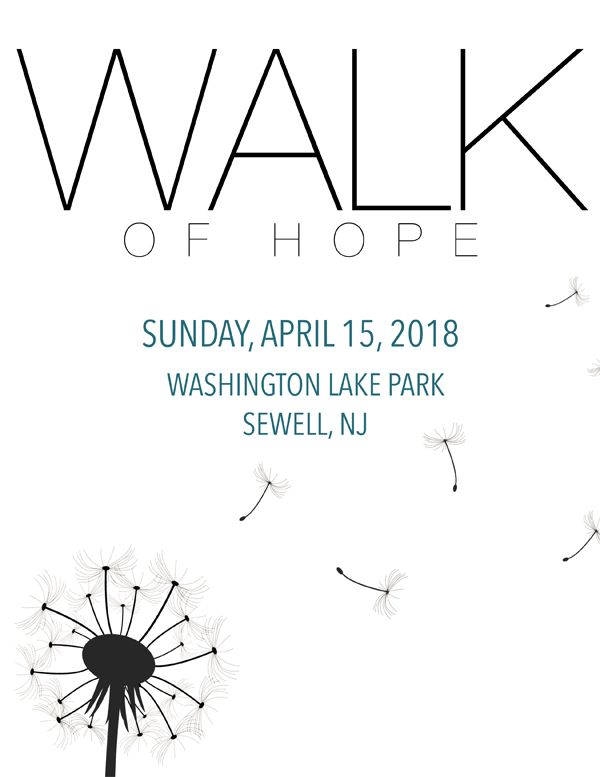 NJ Walk of Hope