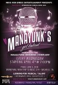 Details on Manayunk's Got Talent Coming to the Manayunk Brewing Company