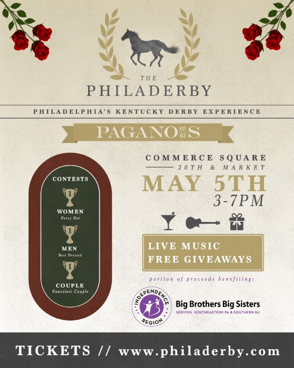 The PHILADERBY - Philadelphia's Kentucky Derby Experience