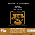 Details on YES FANFEST - 50 TRUE SUMMERS