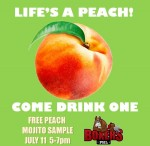 Details on Life's a Peach - FREE PEACH MOJITO - Boxers PHL