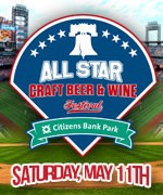 Details on The Philadelphia All-Star Craft Beer, Wine, and Cocktail Festival