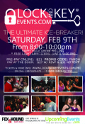 Details on Pre-Valentines Philadelphia Lock and Key Singles Event!