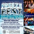 Details on Freezefest 2019