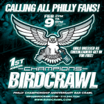 Details on Bird Crawl - Philadelphia Champions Anniversary Bar Crawl