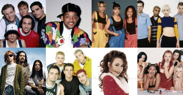 Details on All That 90s Party @ Voltage Lounge