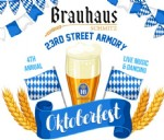 Details on OktoberFest Philly 2019 at The 23rd Street Armory