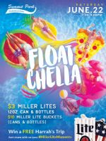 Details on FloatChella @ Summit Park