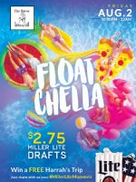 Details on FloatChella @ The Horse Tavern & Grill