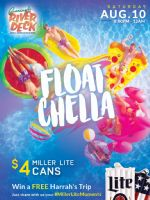 Details on FloatChella @ Cavanaugh's River Deck