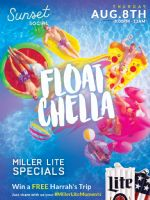 Details on FloatChella @ Sunset Social
