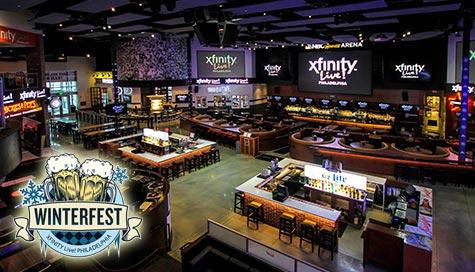 Winterfest at Xfinity Live!