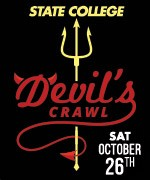 Details on The Devil's Crawl - State College