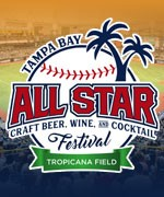 Details on The Tampa Bay All-Star Craft Beer, Wine, and Cocktail Festival