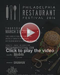 View video for The 2016 Philadelphia Restaurant Festival - Presented by Modelo Especial