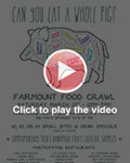 View video for The Fairmount Food Crawl